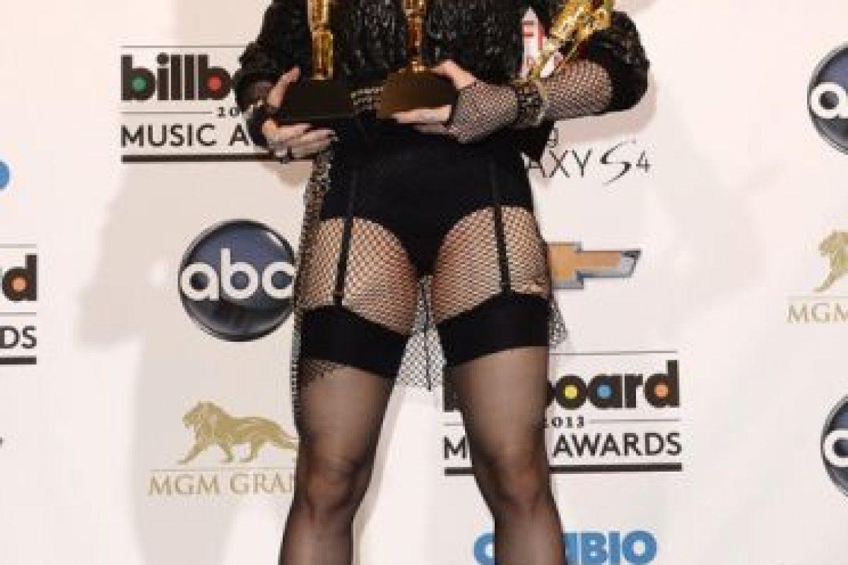 Ni siquiera la misma Madonna. Foto:vía Getty Images. Imagen Por: