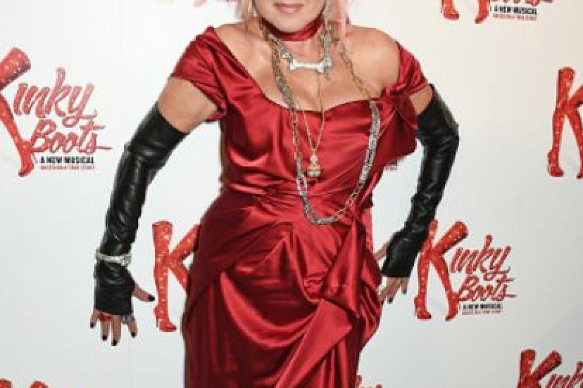 Como si fuese hermana de Helena Bonham Carter. Foto:vía Getty Images. Imagen Por: