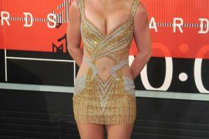 Y de los vestidos pegados. Foto:vía Getty Images. Imagen Por: