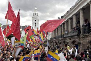 El cierre de la frontera se dio a mediados de agosto por orden de Nicolás Maduro. Foto:AFP. Imagen Por: