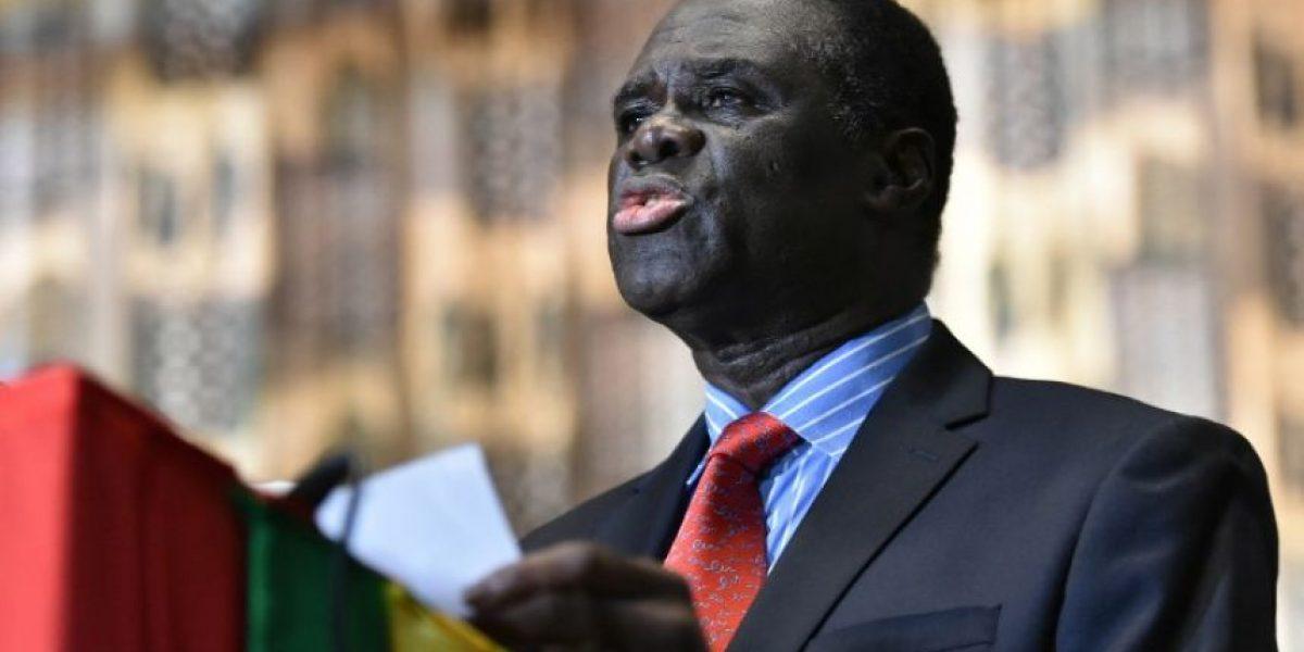 La normalidad vuelve a Burkina Faso con Michel Kafando como presidente