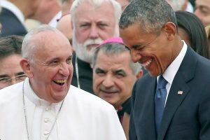 El Papa estará en suelo estadounidense durante cuatro días Foto:AFP. Imagen Por: