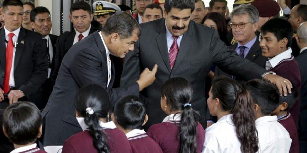 Maduro no abrirá frontera hasta que salgan contrabandistas