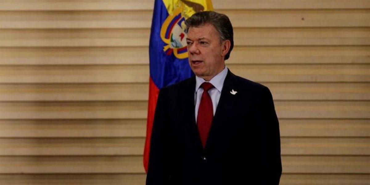 Santos se reunirá hoy con negociadores de paz en La Habana