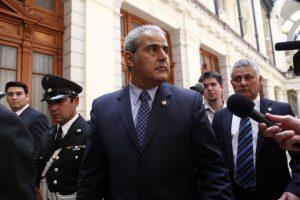 Sabas Chahuán, actual Fiscal Nacional y al que buscan su sucesor. Foto:Archivo Agencia Uno. Imagen Por: