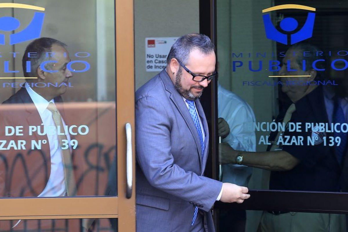 Sebastián Dávalos Foto:Agencia UNO. Imagen Por: