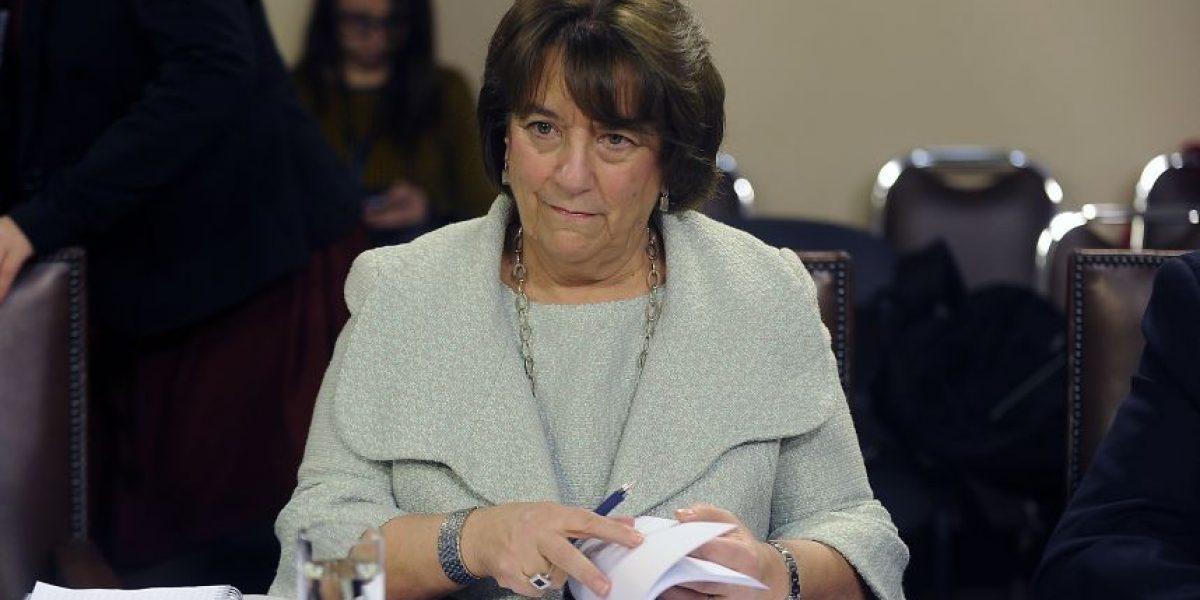 Ministra Delpiano y gratuidad por becas: