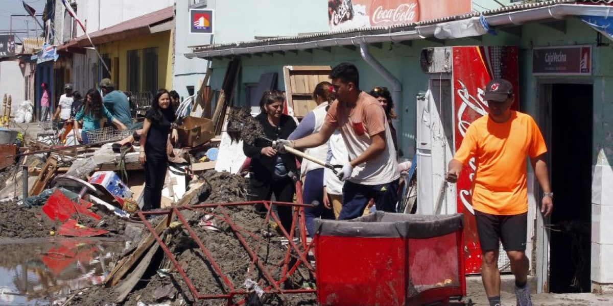 La imagen de la Agencia Espacial Europea que refleja la violencia del terremoto 8,4