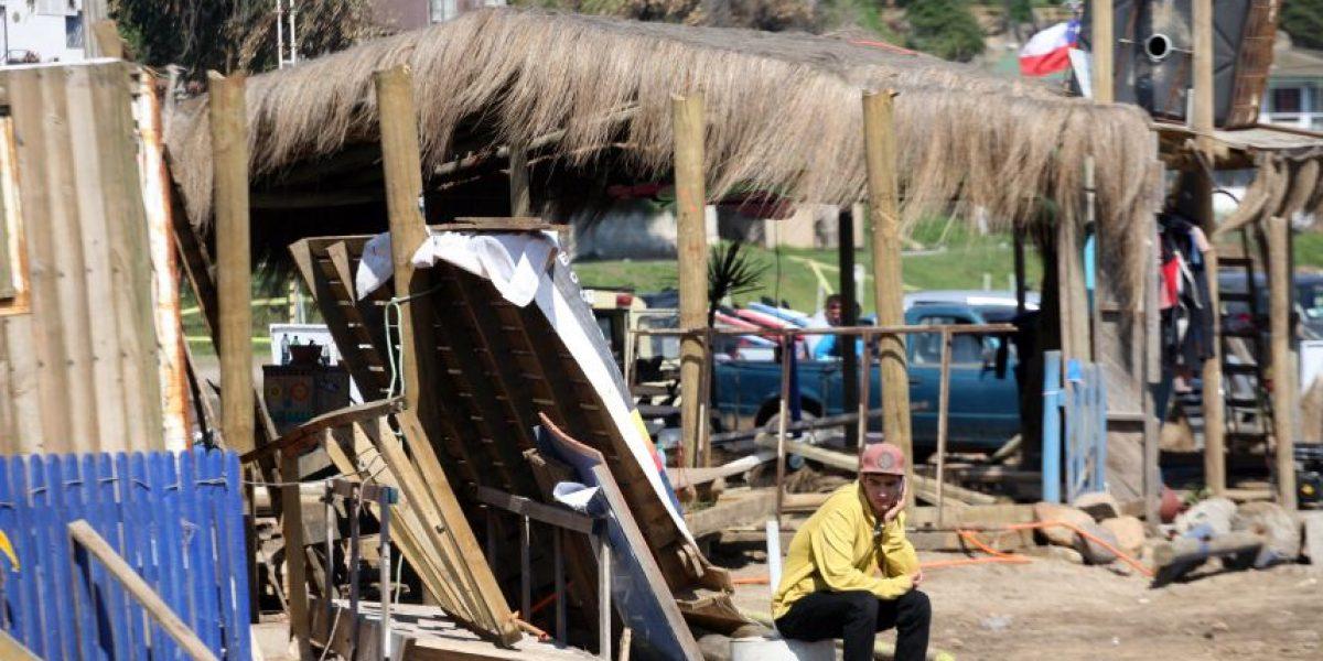 Balance de Onemi: damnificados tras terremoto superan los 13 mil