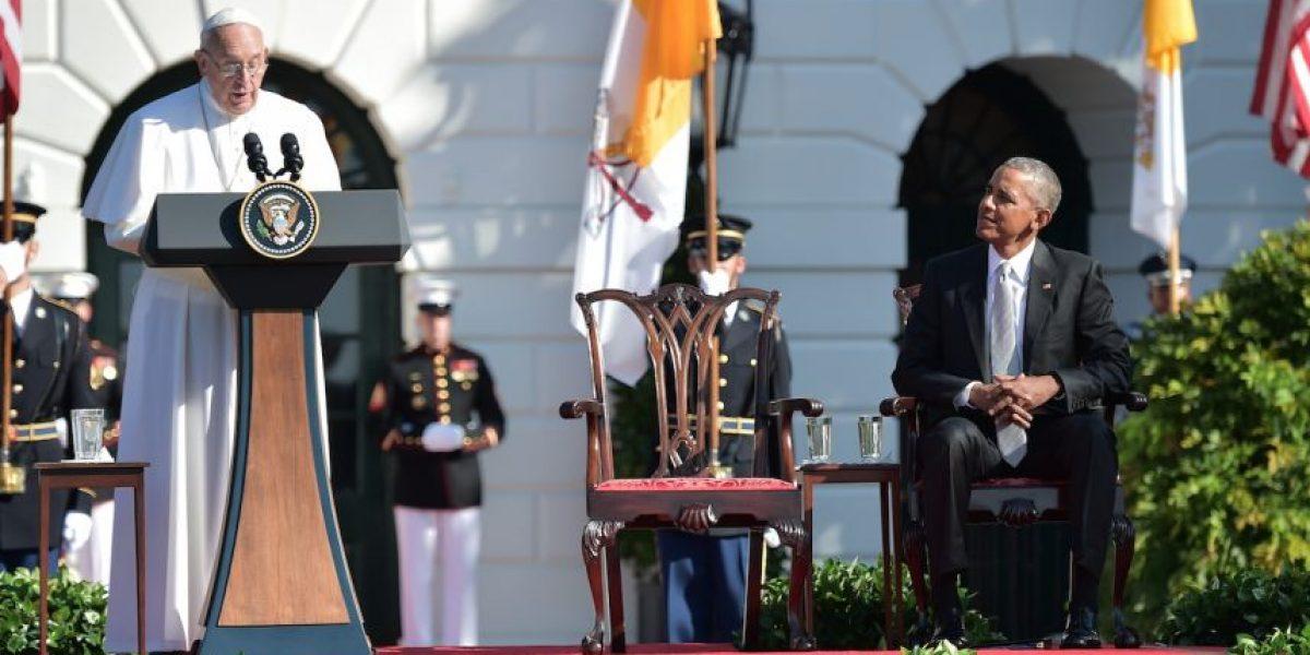 Papa Francisco a Obama: Vengo