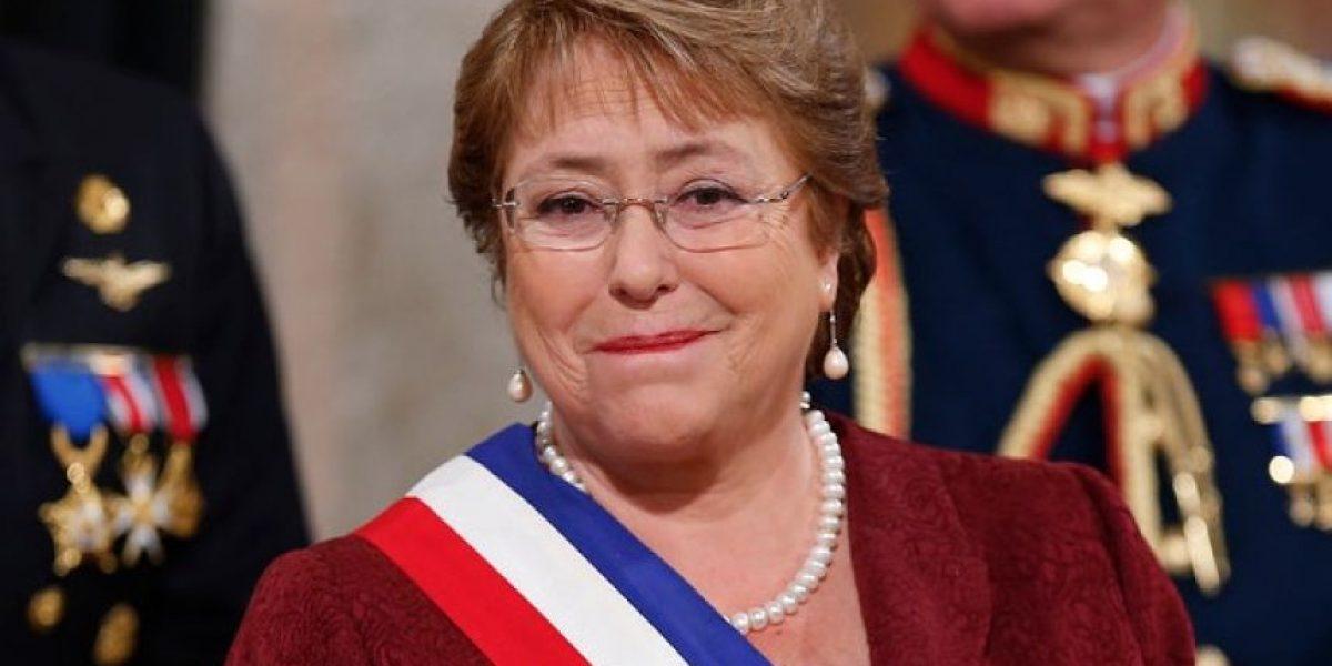 Bachelet encabezó cita con ex presidentes en la previa del fallo de La Haya