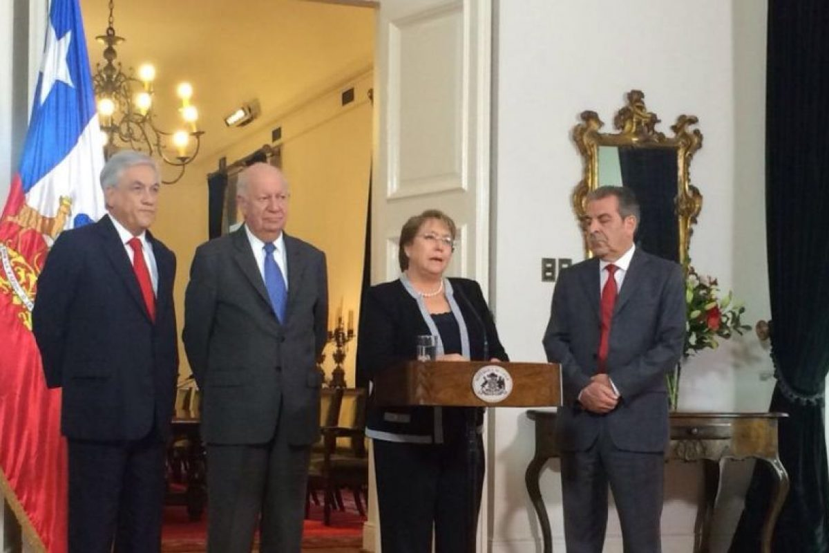 Foto:Reproducción / Twitter @GobiernodeChile. Imagen Por: