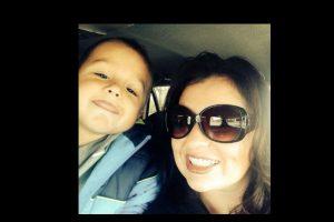 Zayde tiene sólo 4 años de edad. Foto:Vía facebook.com/alisha.sands.3. Imagen Por: