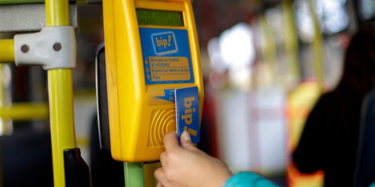 Transantiago: Operadores proponen uso de tarifas diferenciadas