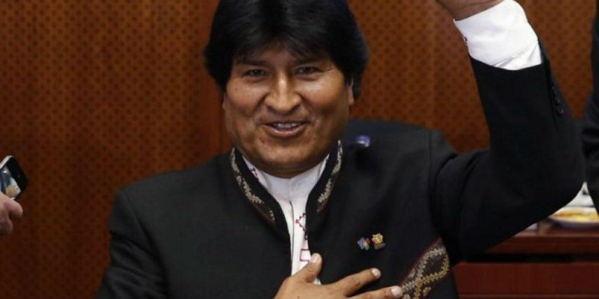 El referendo para la reelección de Evo Morales será en febrero de 2016