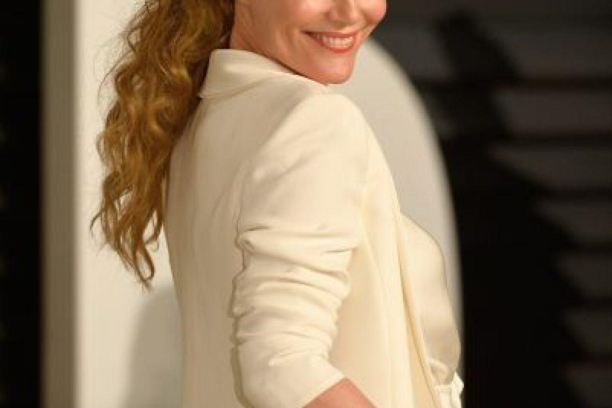 La actriz ahora tiene 43 años. Foto:Getty Images. Imagen Por: