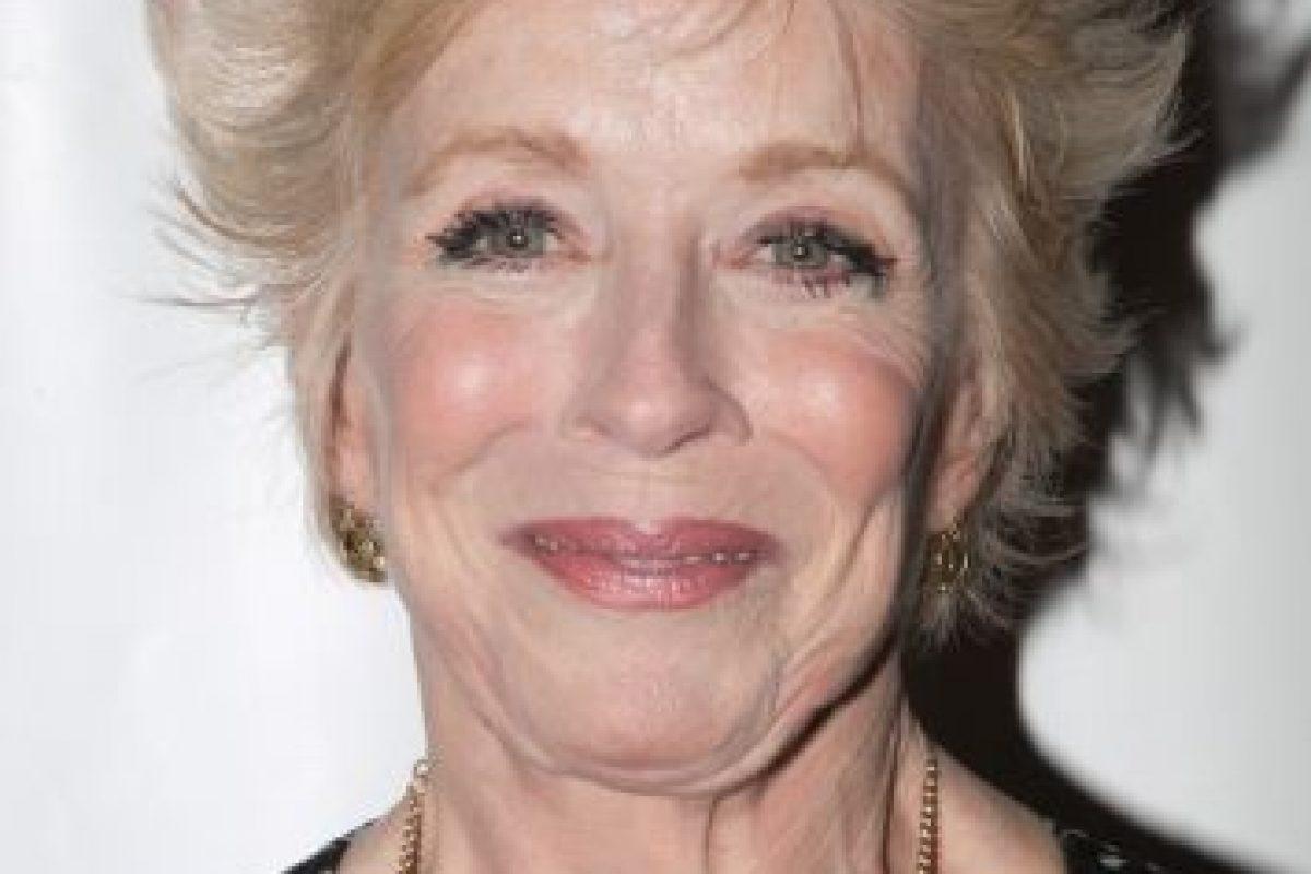 Ahora la actriz tiene 72 años. Foto:Getty Images. Imagen Por: