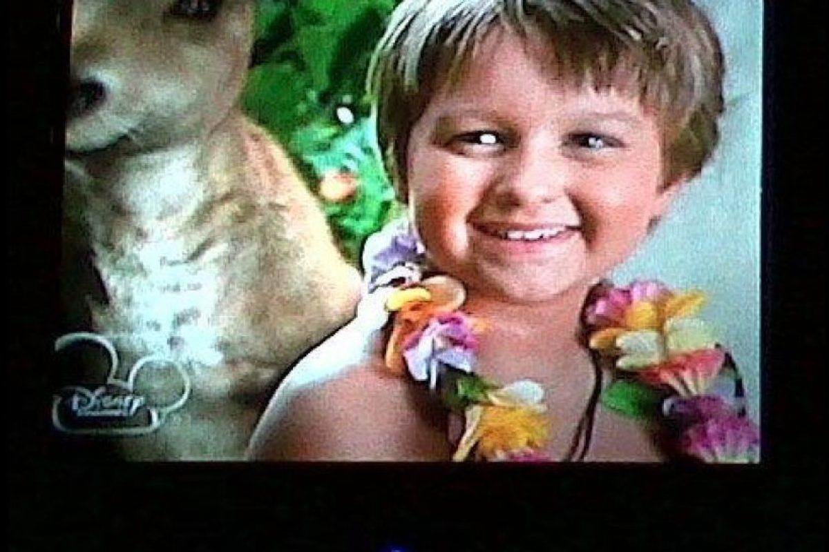 """En la secuela de """"George de la Selva"""" le dio vida al hijo de """"George"""" y """"Úrsula"""". Foto:vía twitter.com. Imagen Por:"""