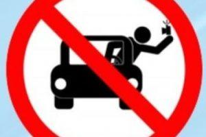No tomarse selfies mientras conducen su auto. Foto:vía mvd.ru. Imagen Por: