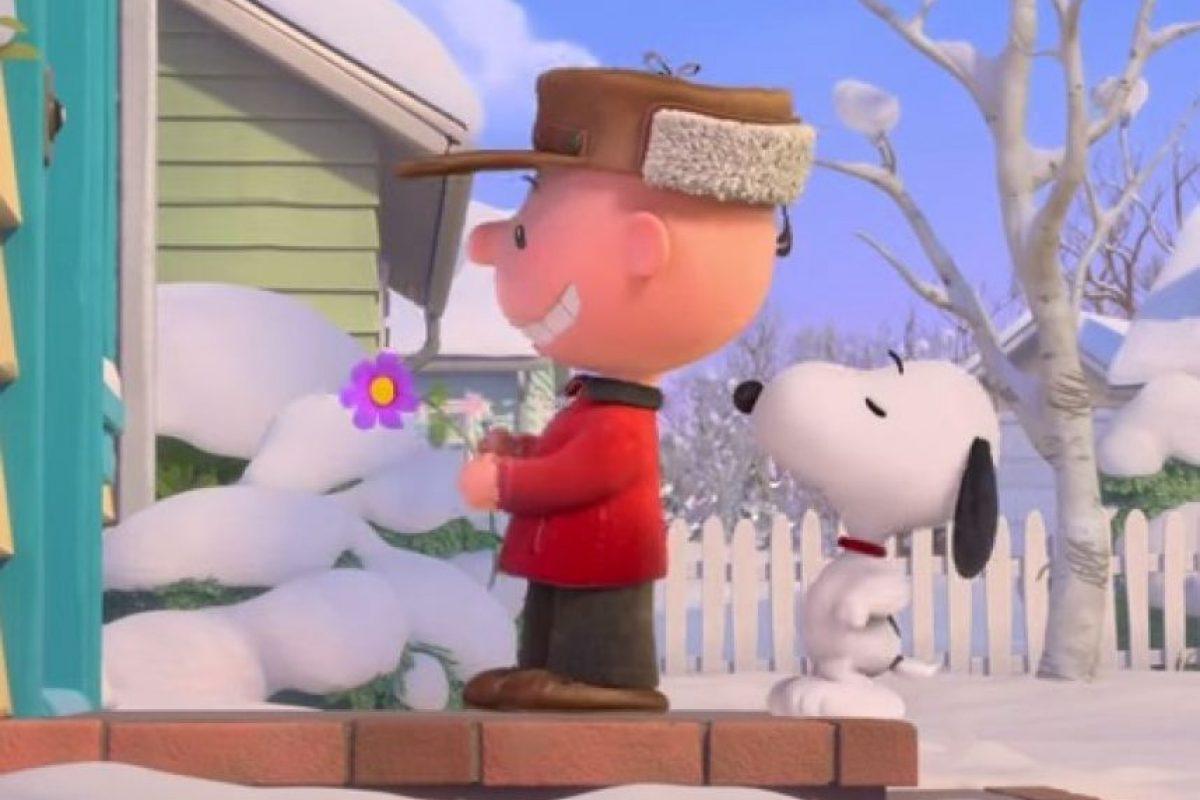 """""""Peanuts: The Movie"""" llegará a los cines estadounidenses el próximo 6 de noviembre. Foto:YouTube/FoxFamilyEntertainment. Imagen Por:"""