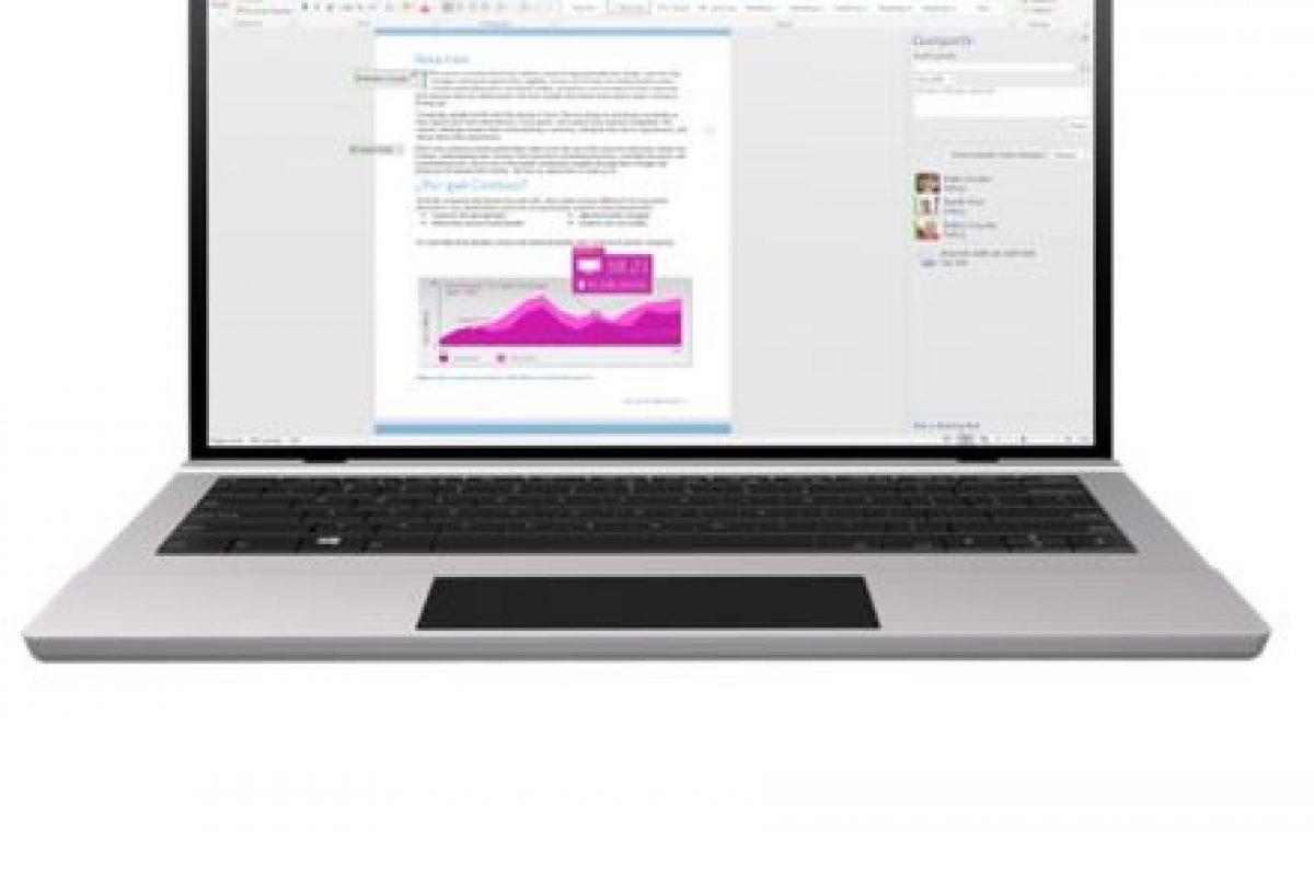 Trabajar en equipo es sencillo. Foto:Microsoft. Imagen Por:
