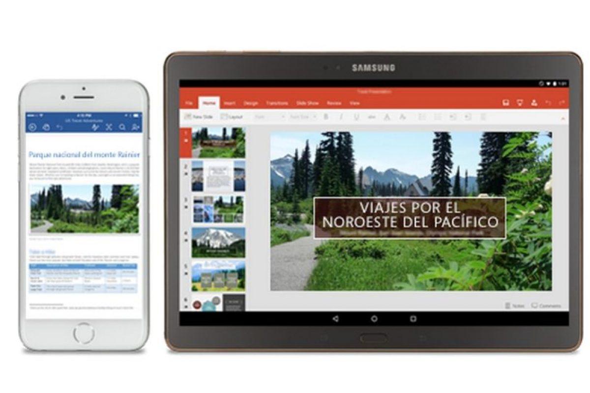 Lo pueden utilizar en cualquier lado y en cualquier dispositivo. Foto:Microsoft. Imagen Por: