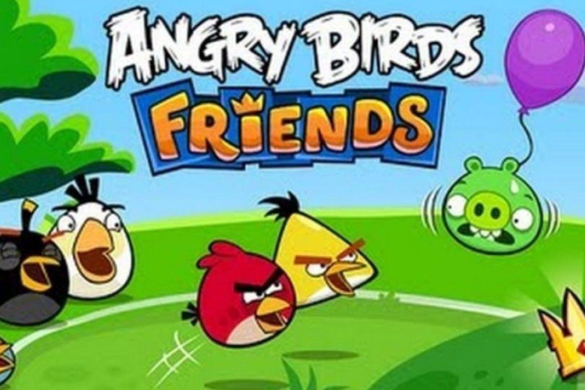 Angry Birds Friends (2012). Foto:Rovio. Imagen Por: