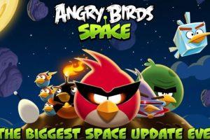 Angry Birds Space (2012). Foto:Rovio. Imagen Por: