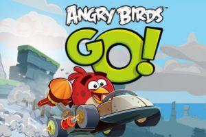Angry Birds Go! (2013). Foto:Rovio. Imagen Por: