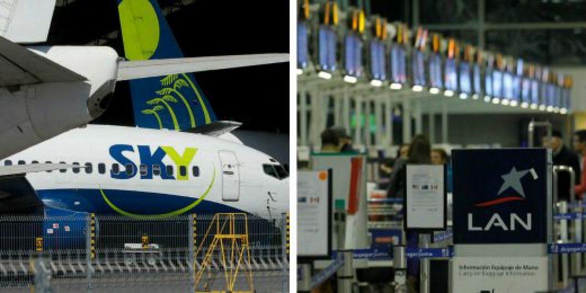 """""""Boom low cost"""" aumenta interés por viajar en avión"""