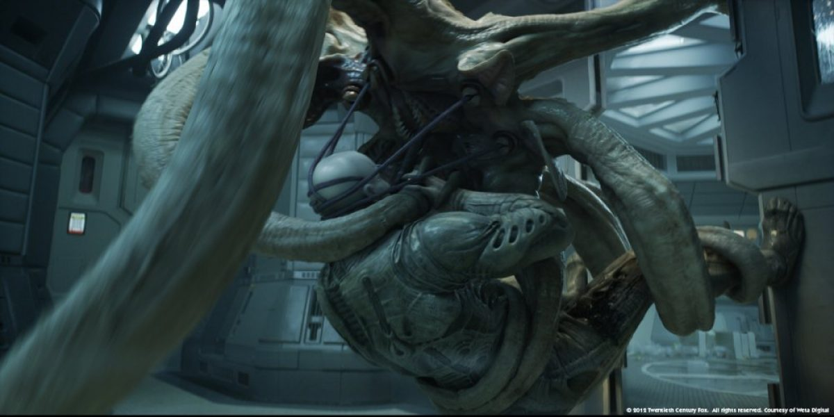 Ridley Scott planea tres nuevos filmes dentro del universo
