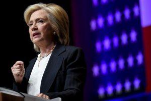 Clinton formalizó su campaña el 12 de abril. Foto:Getty Images. Imagen Por: