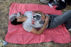 De acuerdo a cifras de la Organización Internacional de la Migración, han llegado cerca de 500 mil personas a Europa Foto:Getty Images. Imagen Por: