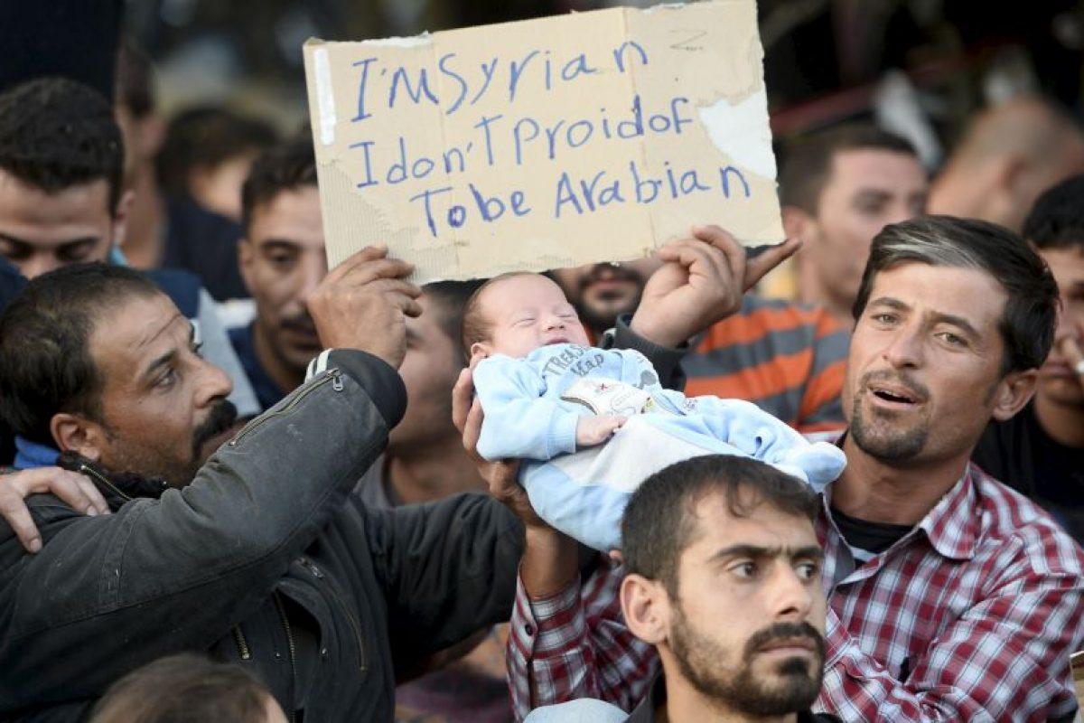 Más de dos mil 800 han muerto o se reportan como desaparecidos Foto:Getty Images. Imagen Por: