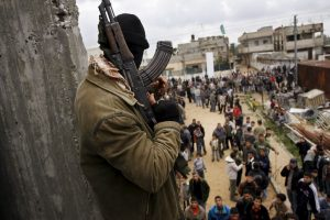 El ataque fue contra la población de la ciudad chiíta de Fua. Foto:Getty Images. Imagen Por: