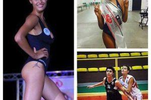 Además, practica básquetbol Foto:Facebook.com/pages/Alice-Sabatini. Imagen Por: