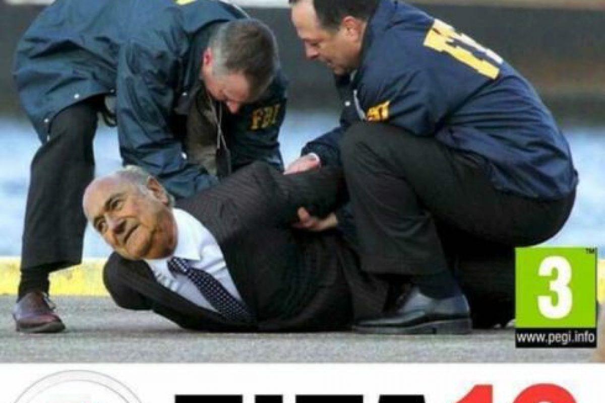 Como ya es costumbre, las redes sociales se adueñaron de la noticia para burlarse con ingeniosas imágenes Foto:Twitter. Imagen Por: