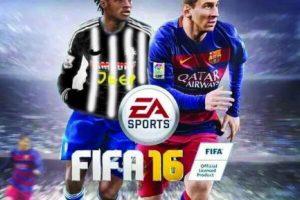 Sin embargo, semanas después el futbolista cambió de equipo, por lo que la portada tendría que ser modificada Foto:Twitter. Imagen Por: