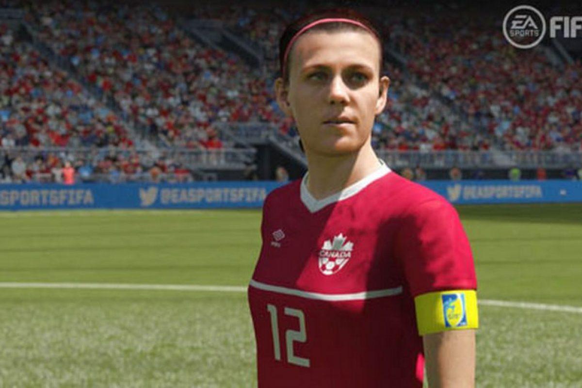 EA Sports anunció a través de un comunicado que 13 mujeres de las selecciones femeninas que iban a aparecer en FIFA 16 han sido retiradas del juego Foto:EA Sport. Imagen Por: