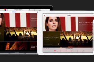 7) Amplio catálogo musical con 37 millones de canciones; siete millones más en comparación con Spotify Foto:Apple. Imagen Por: