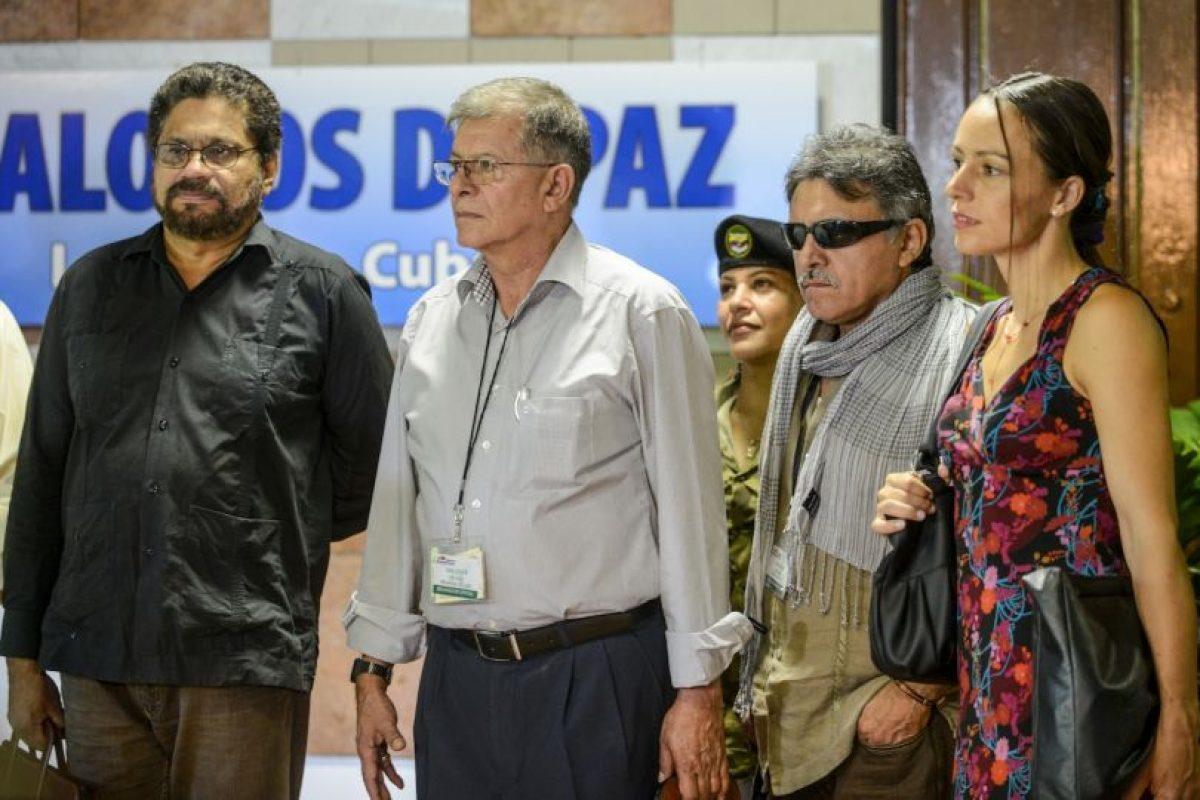 El acuerdo de la paz se firmó este miércoles en La Habana, Cuba. Foto:AFP. Imagen Por: