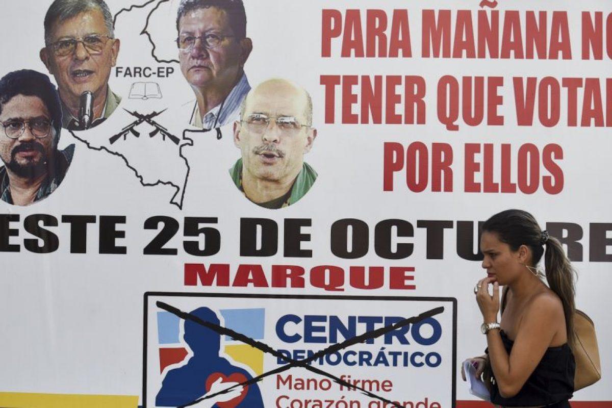 Con información de Giovanny Serrano – Publimetro Colombia Foto:AFP. Imagen Por:
