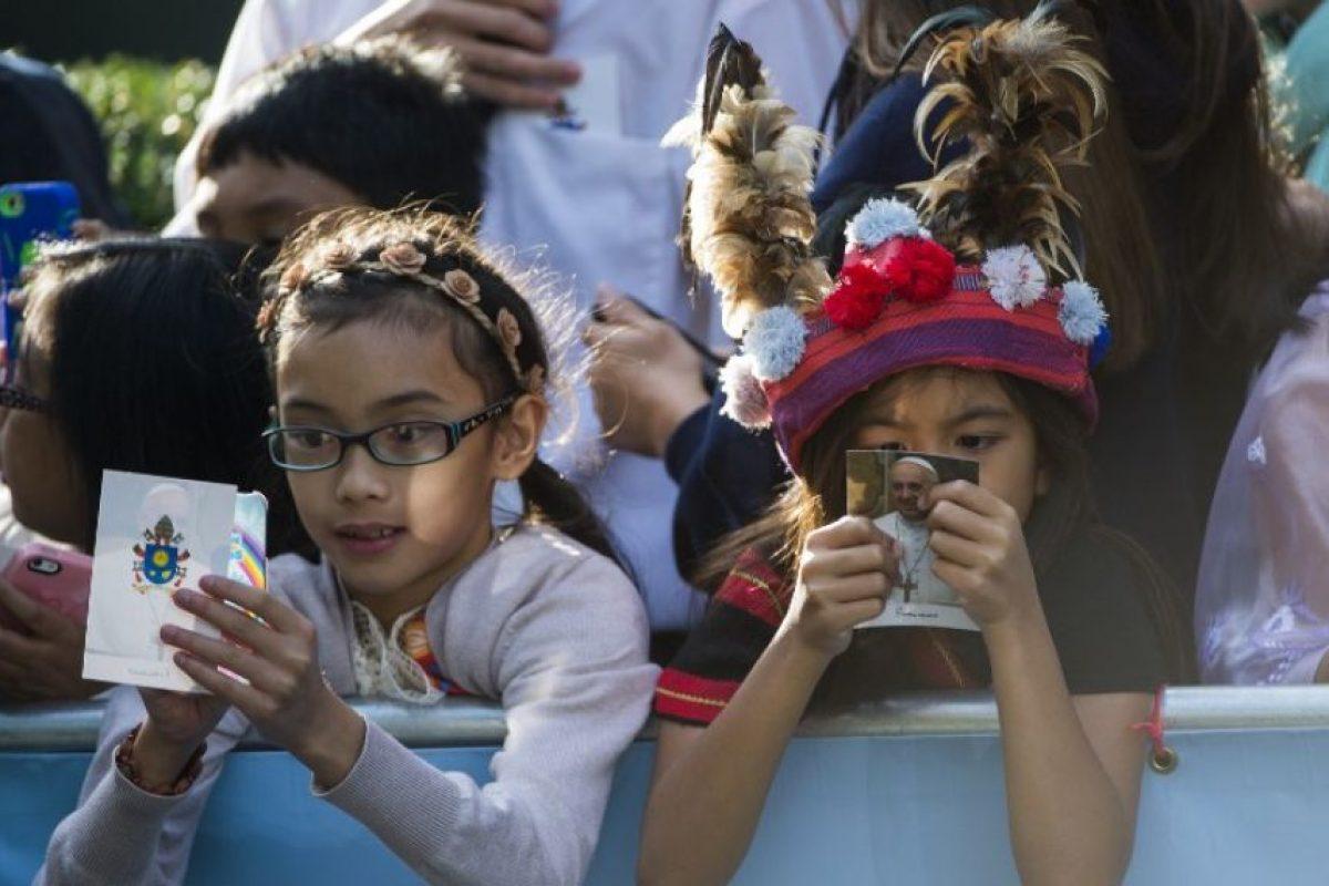 """""""Recordemos la regla de oro: Trata a los demás como te gustaría ser tratado"""" Foto:AFP. Imagen Por:"""