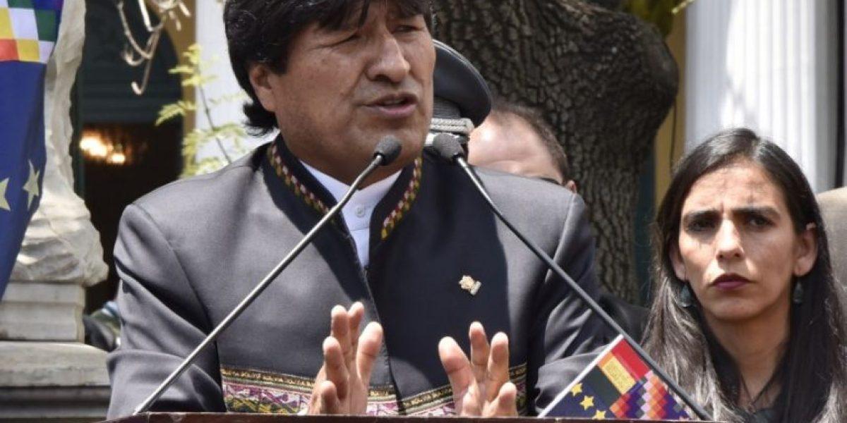 Morales agradece apoyo del