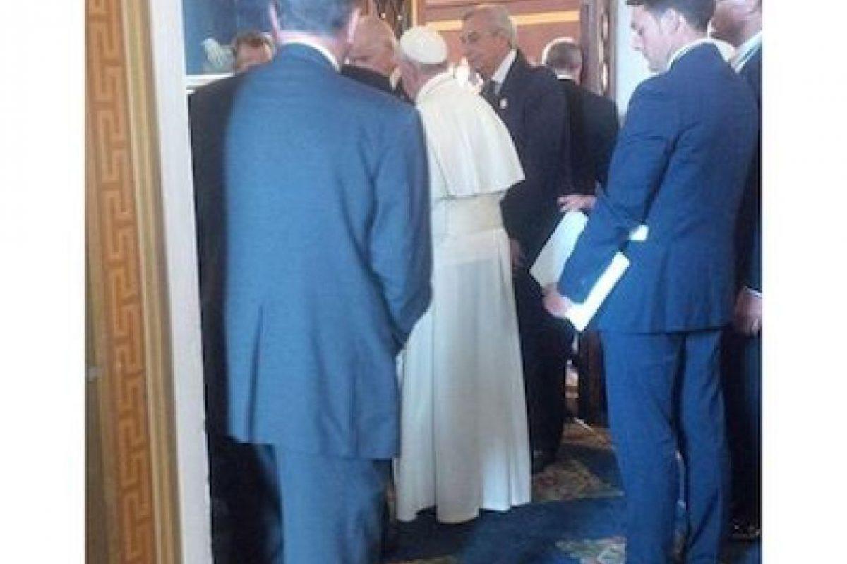Algunos han tenido la oportunidad de estar cerca del Sumo Pontífice Foto:Instagram.com/explore/tags/popefrancis/. Imagen Por: