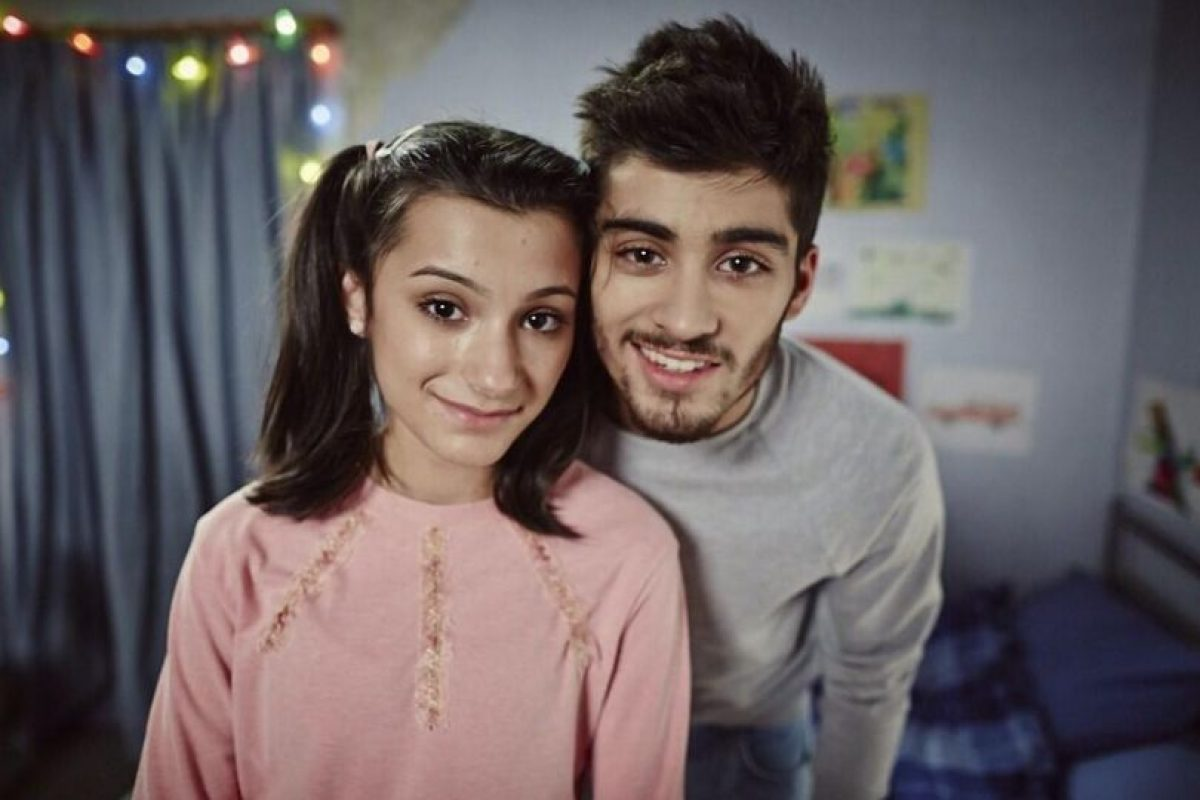 """Es más reconocida por su aparición en el videoclip de One Direction, """"Story of my Life"""". Foto:vía nstagram.com/waliyha.azad. Imagen Por:"""
