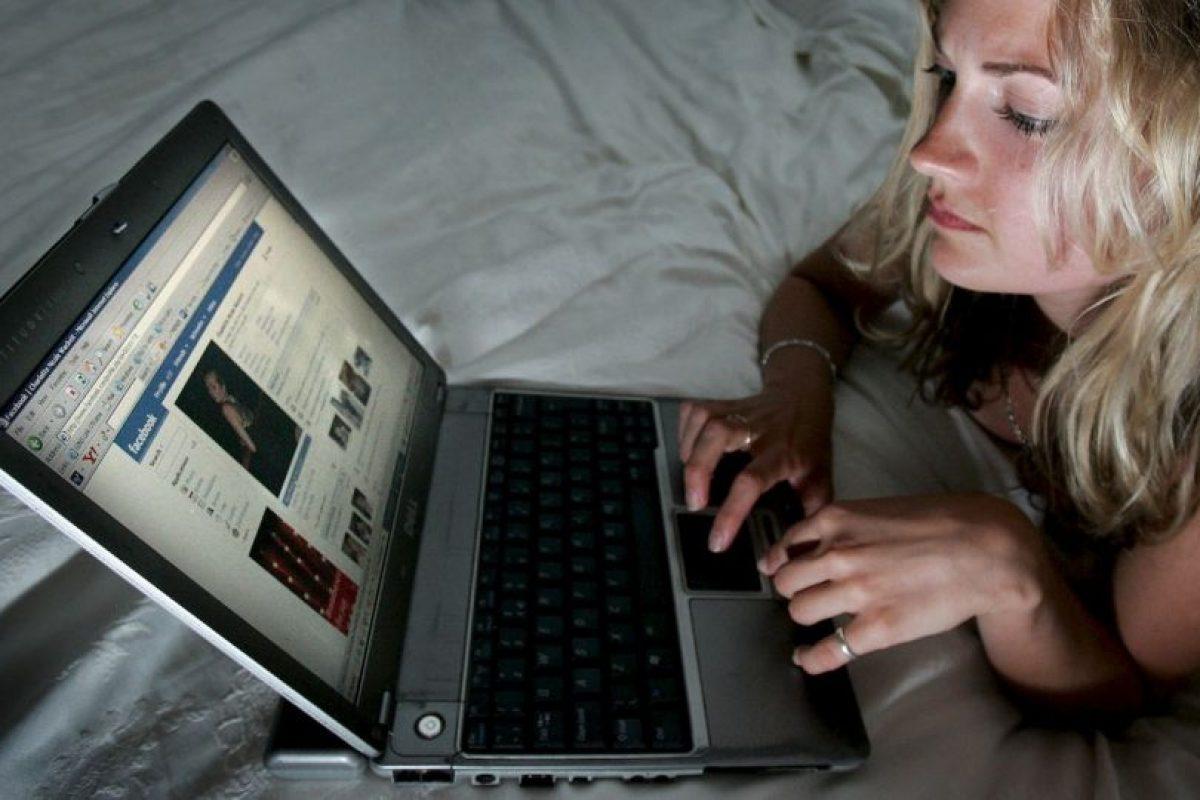 Es la segunda caída de Facebook en menos de una semana. Foto:Getty Images. Imagen Por: