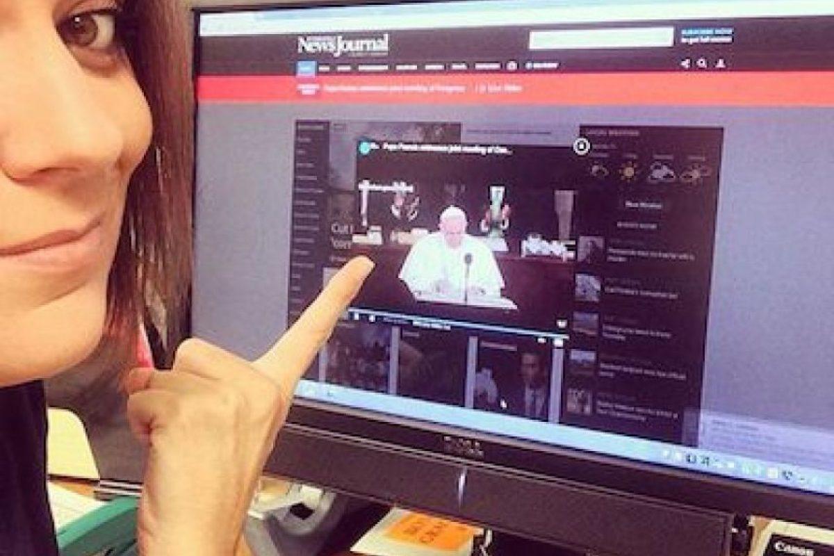 También quienes le han tenido que escuchar en otros lados Foto:Instagram.com/explore/tags/popefrancis/. Imagen Por: