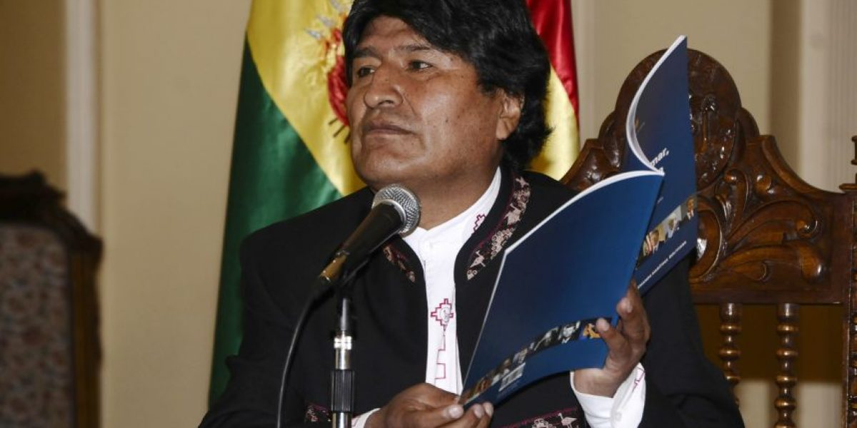 A horas del fallo: Morales aseguró ser optimista