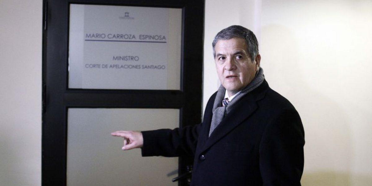 Juez Carroza procesó a mayor (r) del Ejército por el homicidio de siete detenidos en Pisagua